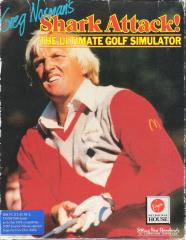 Greg Norman's Shark Attack! The Ultimate Golf Simulator