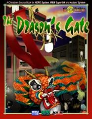 Dragon's Gate, The - San Angelo's Chinatown