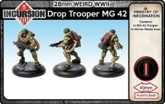 Droptrooper MG42