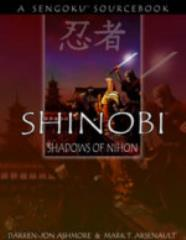 Shinobi - Shadows of Nihon