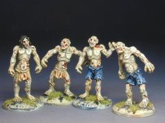 Shambling Zombies