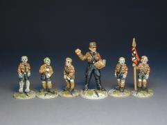 Hitler Youth Zombies and SA Handler