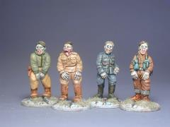 Zombified Officers