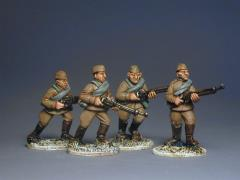 Russian Infantry w/Caps