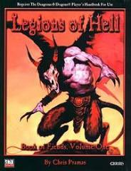 Book of Fiends #1 - Legions of Hell