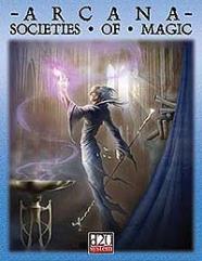 Arcana - Societies of Magic