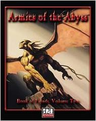 Book of Fiends #2 - Armies of the Abyss