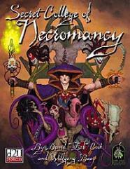 Secret College of Necromancy