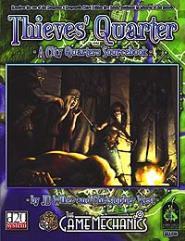 Thieves' Quarter - A City Quarters Sourcebook