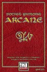 Pocket Grimoire - Arcane