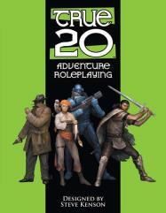 True20 Adventure Roleplaying (1st Edition)