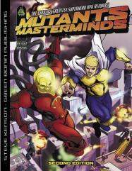 Mutants & Masterminds (2nd Edition)