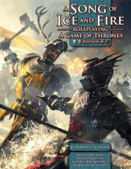 Song of Ice and Fire Roleplaying, A - A Game of Thrones Edition (2nd Printing)