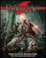 Dragon Age Set #1 - For Characters Level 1 to 5