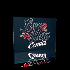 Love 2 Hate - Comics Expansion