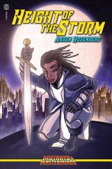 Mutants and Masterminds Novel - Height of the Storm