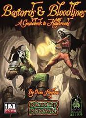 Bastards & Bloodlines - Guidebook to Half-Breeds