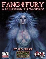 Fang & Fury - A Guidebook to Vampires