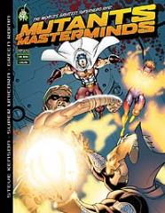 Mutants & Masterminds (1st Edition, 1st Printing)