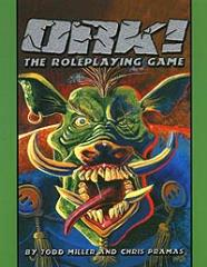 Ork! - The Roleplaying Game