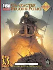 Character Record Folio (3.5 Update)
