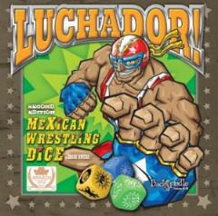 Luchador - Mexican Wrestling Dice (2nd Edition)