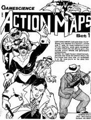 Action Maps Set #1