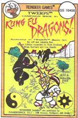 Kung Fu Dragons!
