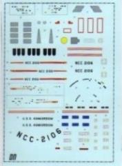 Ship Decals - NCC-2106 Konkordium, Dreadnought