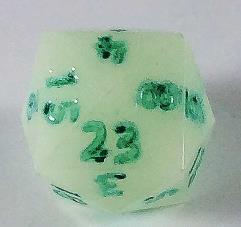 D24 Green Glow w/Green