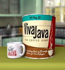 VivaJava - The Coffee Game (2nd Printing)