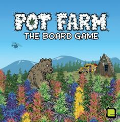 Pot Farm - The Board Game