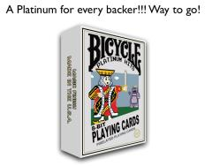 8-Bit Playing Cards - Platinum Hits