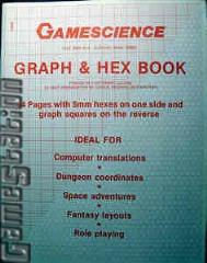 Graph & Hex Book - 5mm