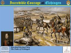 Incredible Courage at Elchingen