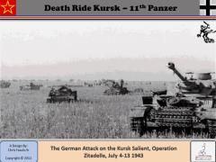 Death Ride Kursk - 11th Panzer (1st Edition)