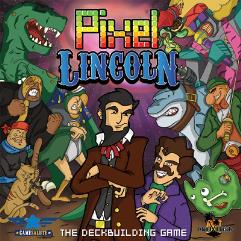 Pixel Lincoln - The Deckbuilding Game