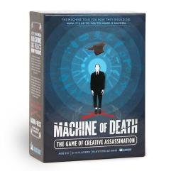 Machine of Death - The Game of Creative Assassination