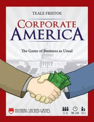 Corporate America - The Game of Business as Usual