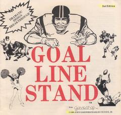 Goal Line Stand (2nd Edition, 1st Printing)