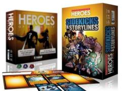 Sidekicks & Storylines Expansion