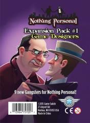 Expansion Pack #1 - Game Designers