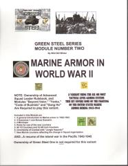 Green Steel Series #2 - Marine Armor in WWII