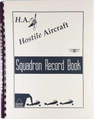 Squadron Record Book