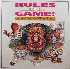 Rules of the Game!