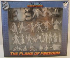 Miniatures Set - The Flame of Freedom