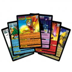 Oversized Villain Cards (2nd Edition)