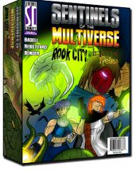 Rook City & Infernal Relics Expansions (2nd Printing)