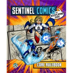 Sentinel Comics the Roleplaying Game - Core Rulebook