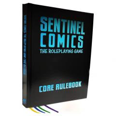 Sentinel Comics the Roleplaying Game - Core Rulebook (Special Edition)